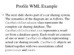 profile wml example3