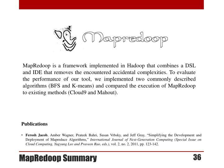 MapRedoop