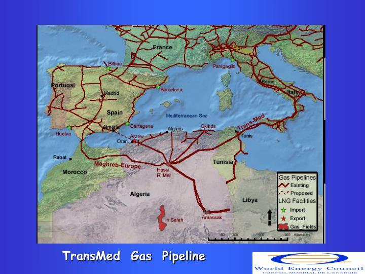 TransMed  Gas  Pipeline