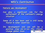 wec s contribution5
