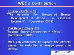 wec s contribution9