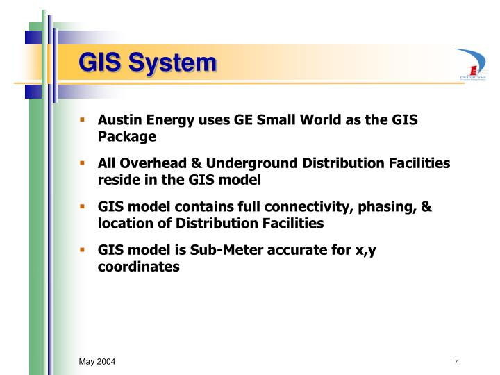 GIS System