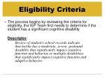 eligibility criteria2
