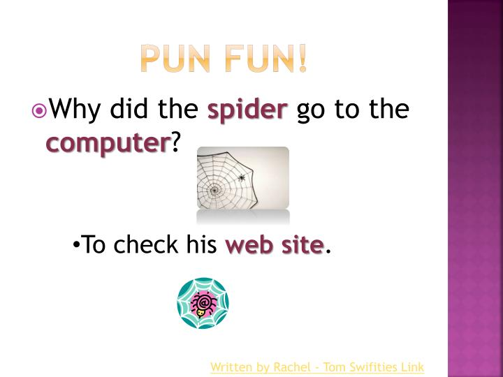 Pun Fun!