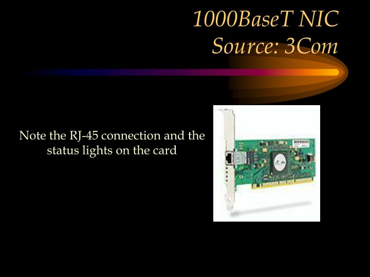 1000BaseT NIC
