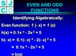 even and odd functions3
