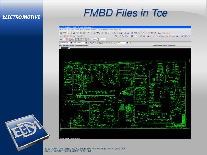 FMBD Files in Tce