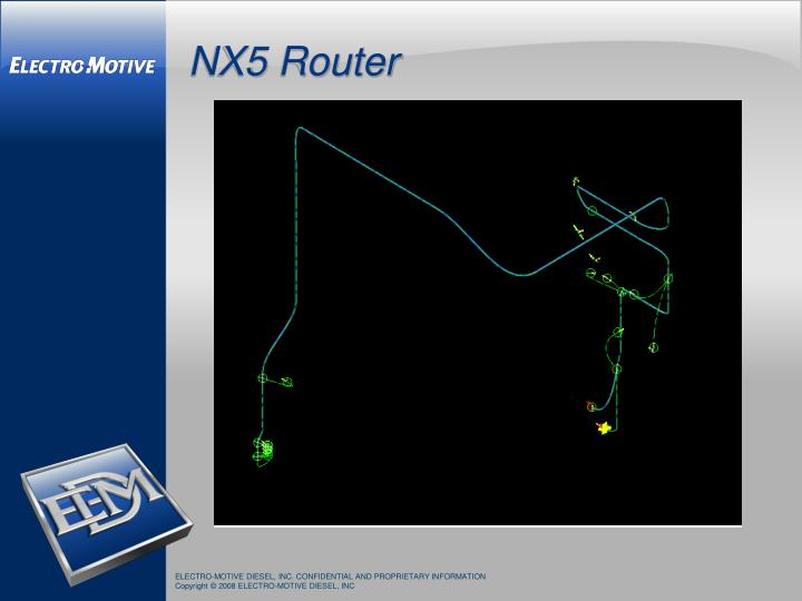 NX5 Router