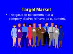 target market1