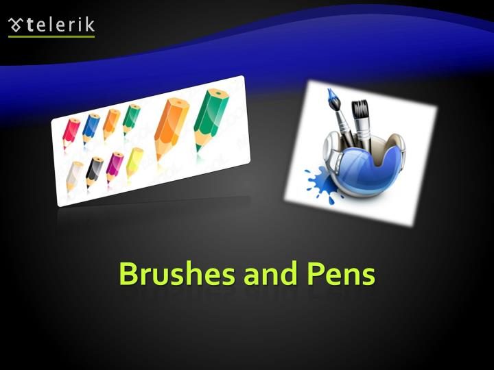 Brushes and