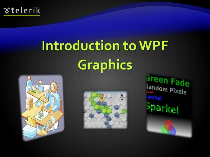 Introduction to wpf graphics