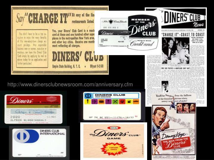 http://www.dinersclubnewsroom.com/anniversary.cfm
