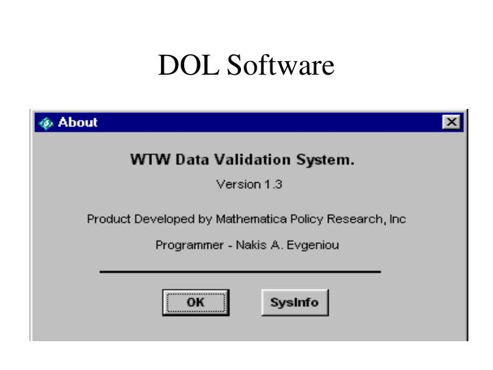 DOL Software