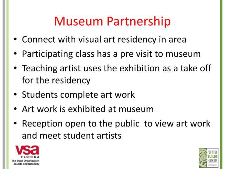 Museum Partnership