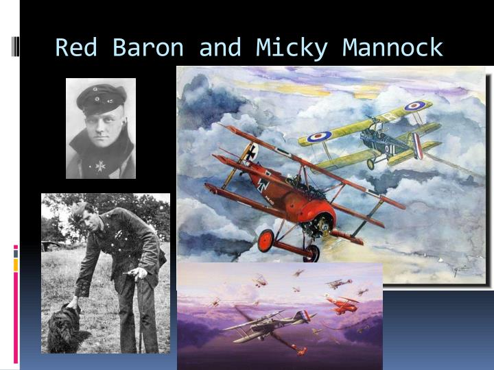 Red Baron and