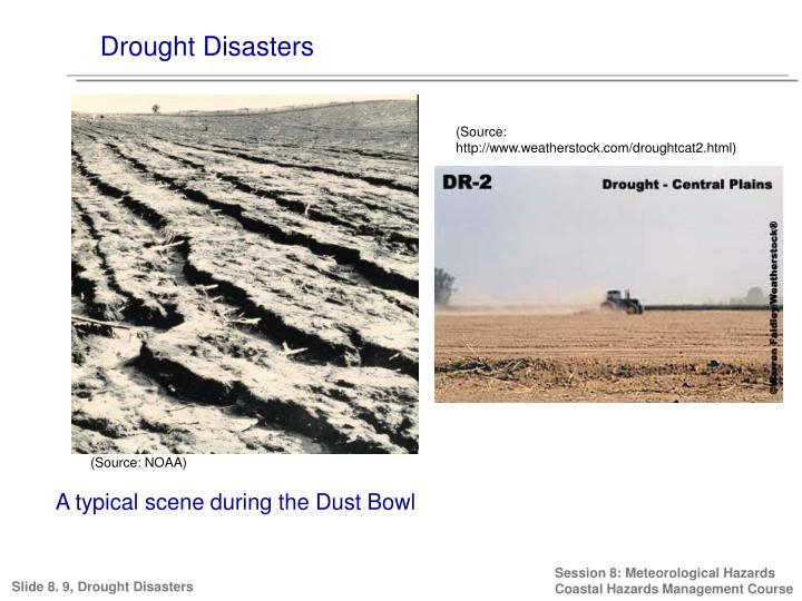 Drought Disasters
