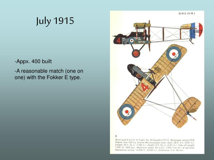 July 1915