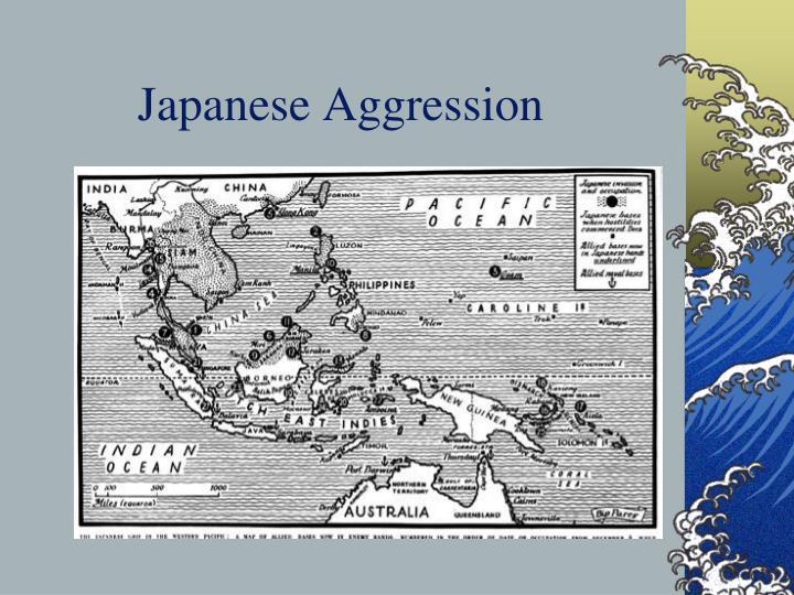 Japanese Aggression