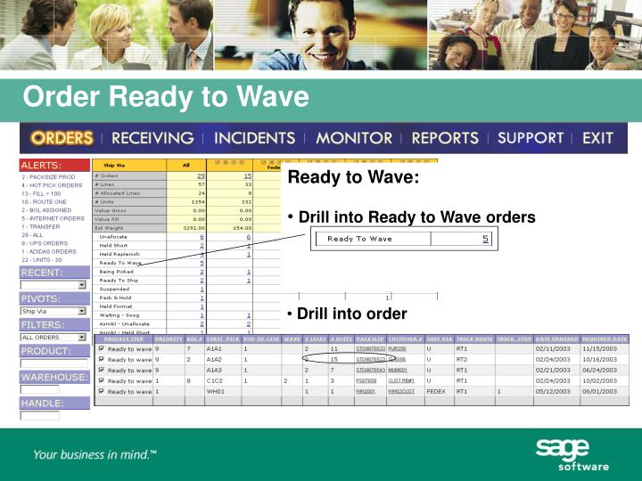 Ready to Wave: