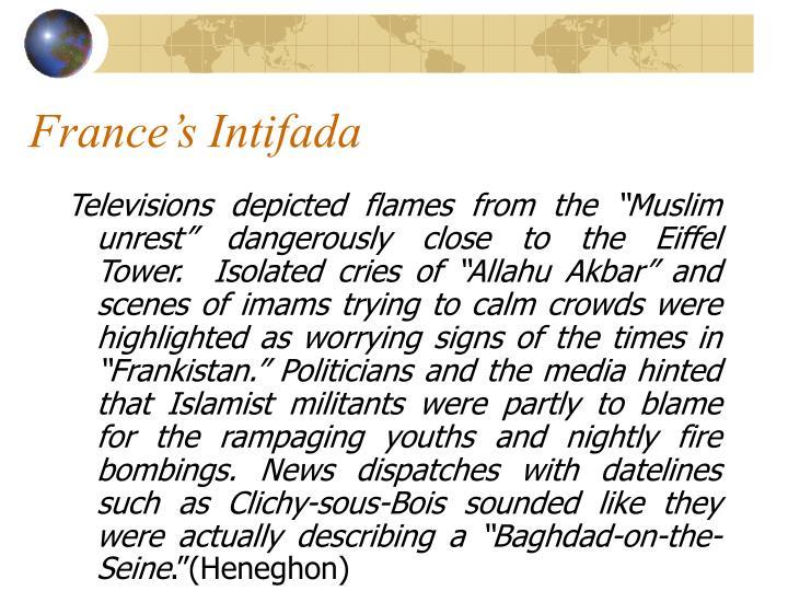 France's Intifada
