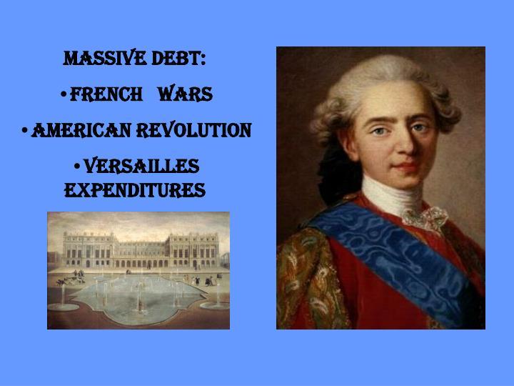 Massive Debt: