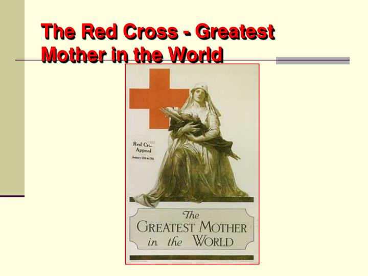 The Red Cross - Greatest