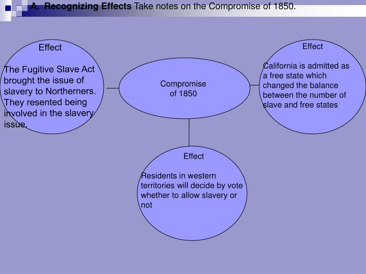 Recognizing Effects