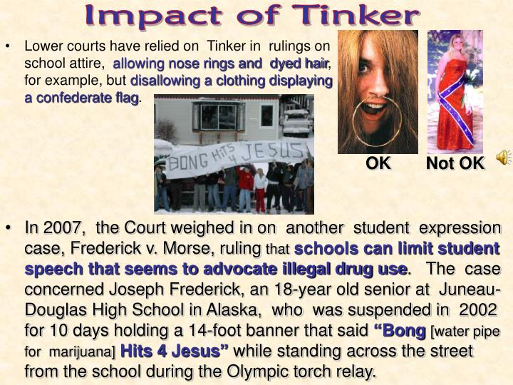 Impact of Tinker