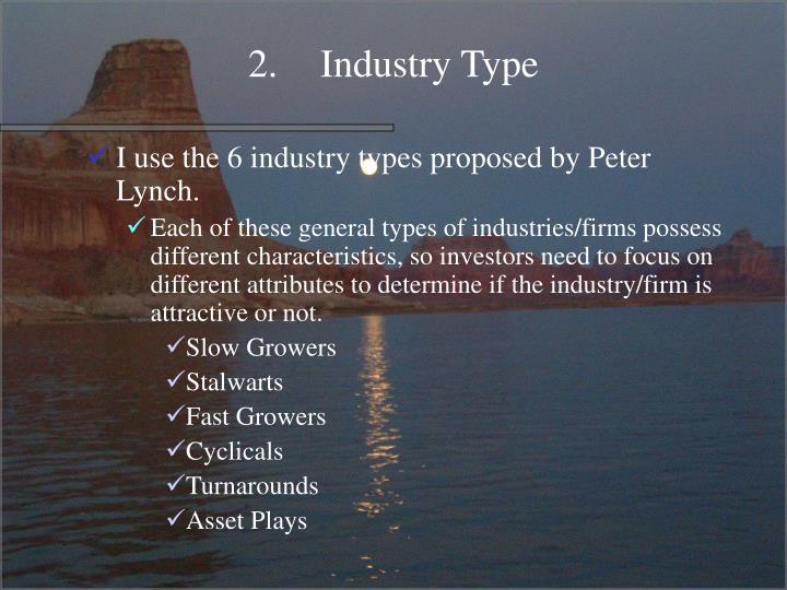 Industry Type