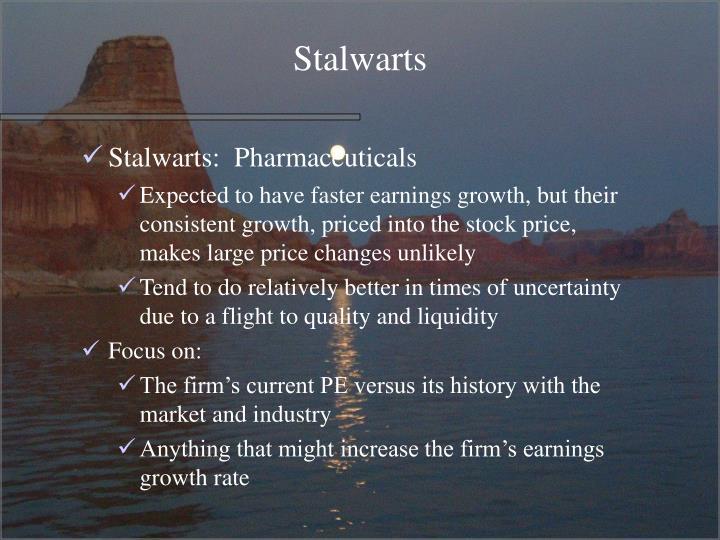 Stalwarts