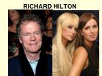 richard hilton