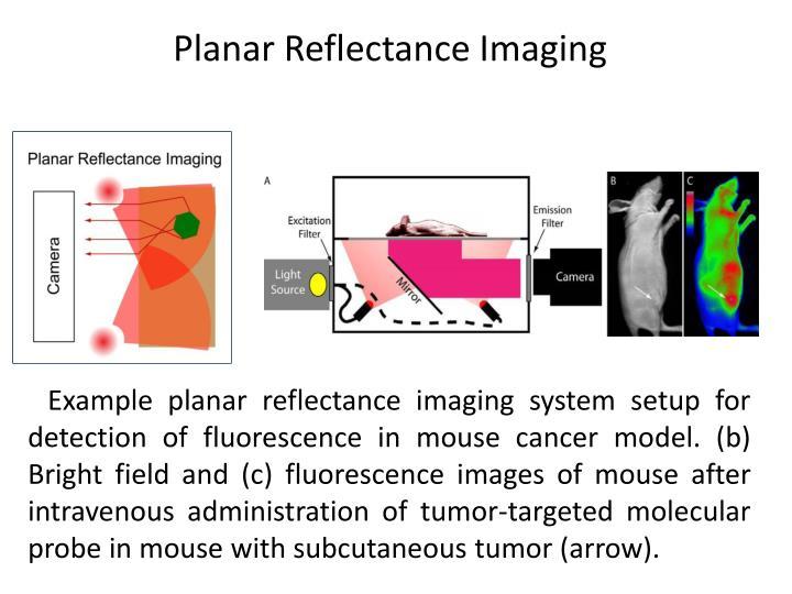Planar Reflectance Imaging