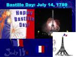 bastille day july 14 1789