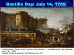 bastille day july 14 17892
