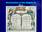 declaration of the rights of man1