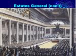 estates general con t