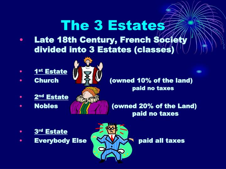 The 3 Estates