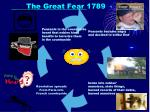 the great fear 1789
