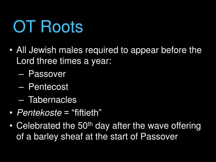 OT Roots