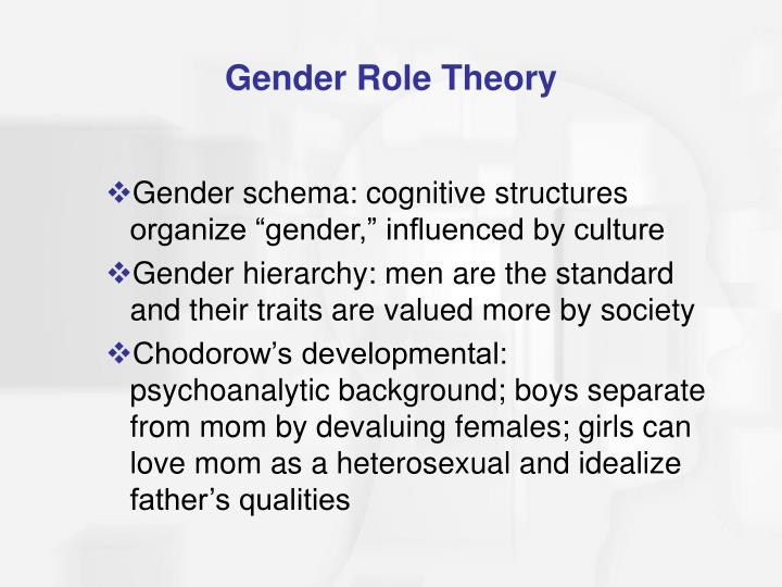 Gender Role Theory