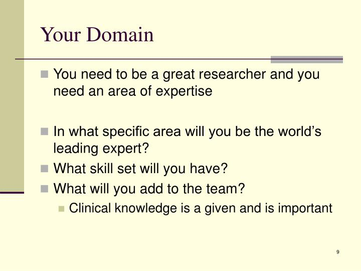 Your Domain