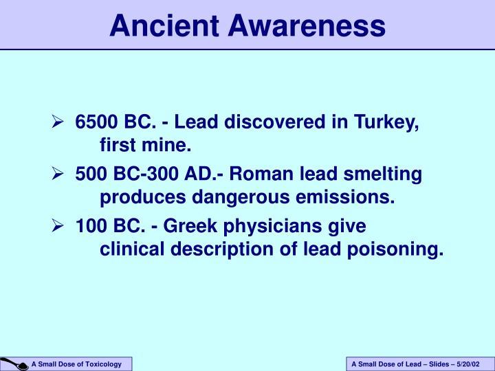 Ancient Awareness