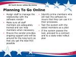 planning to go online1