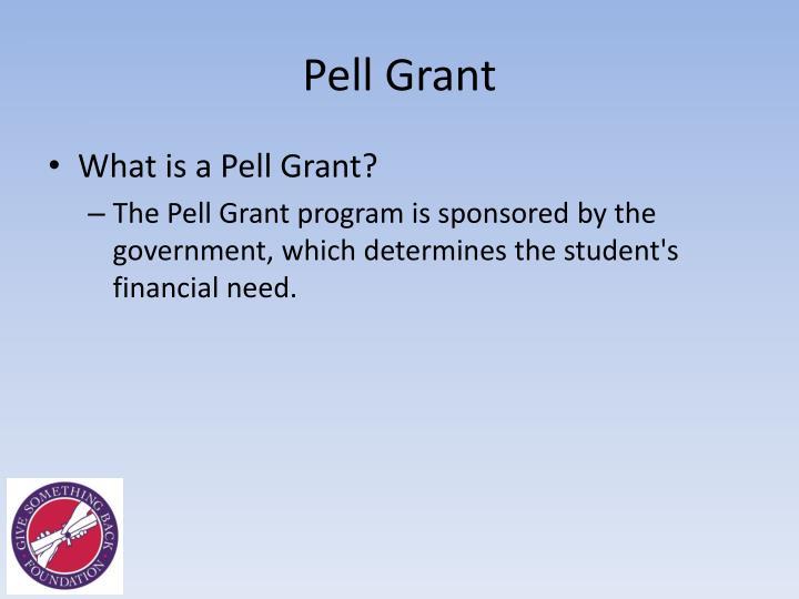 Pell Grant