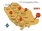 cl geographical dist