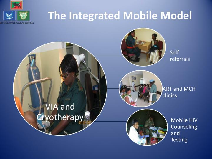 The Integrated Mobile Model