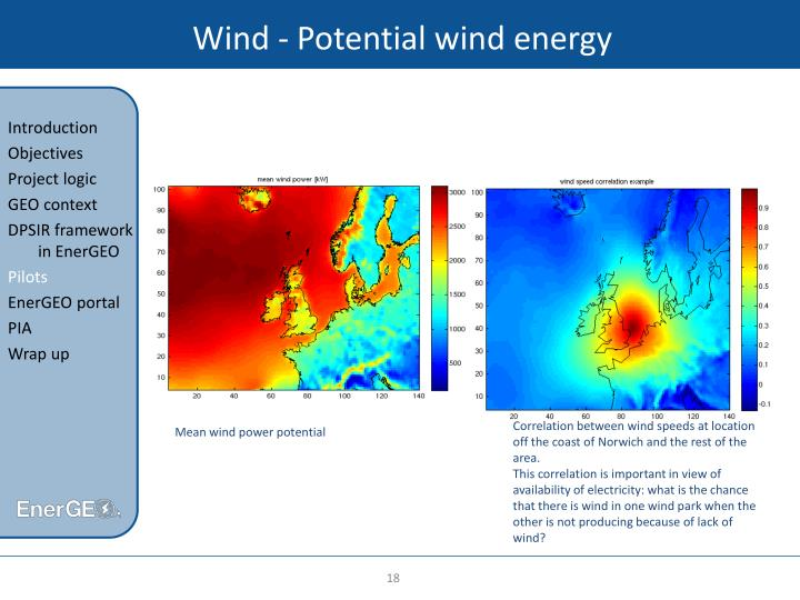 Wind - Potential
