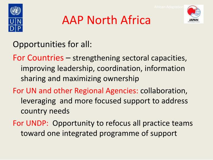 AAP North Africa