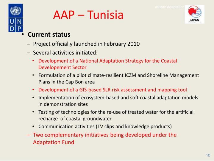 AAP – Tunisia