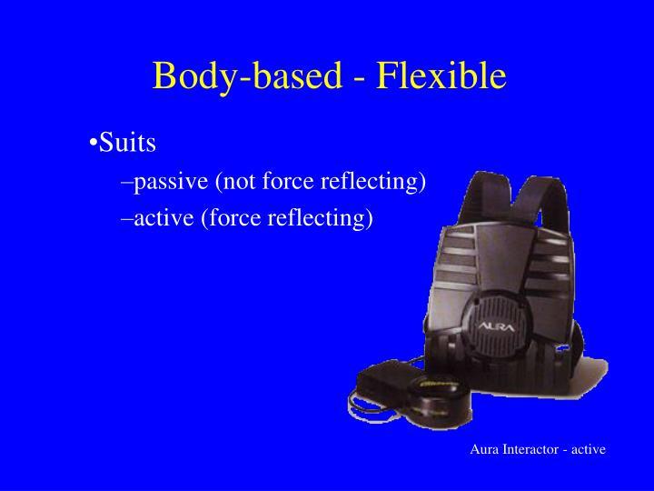 Body-based - Flexible